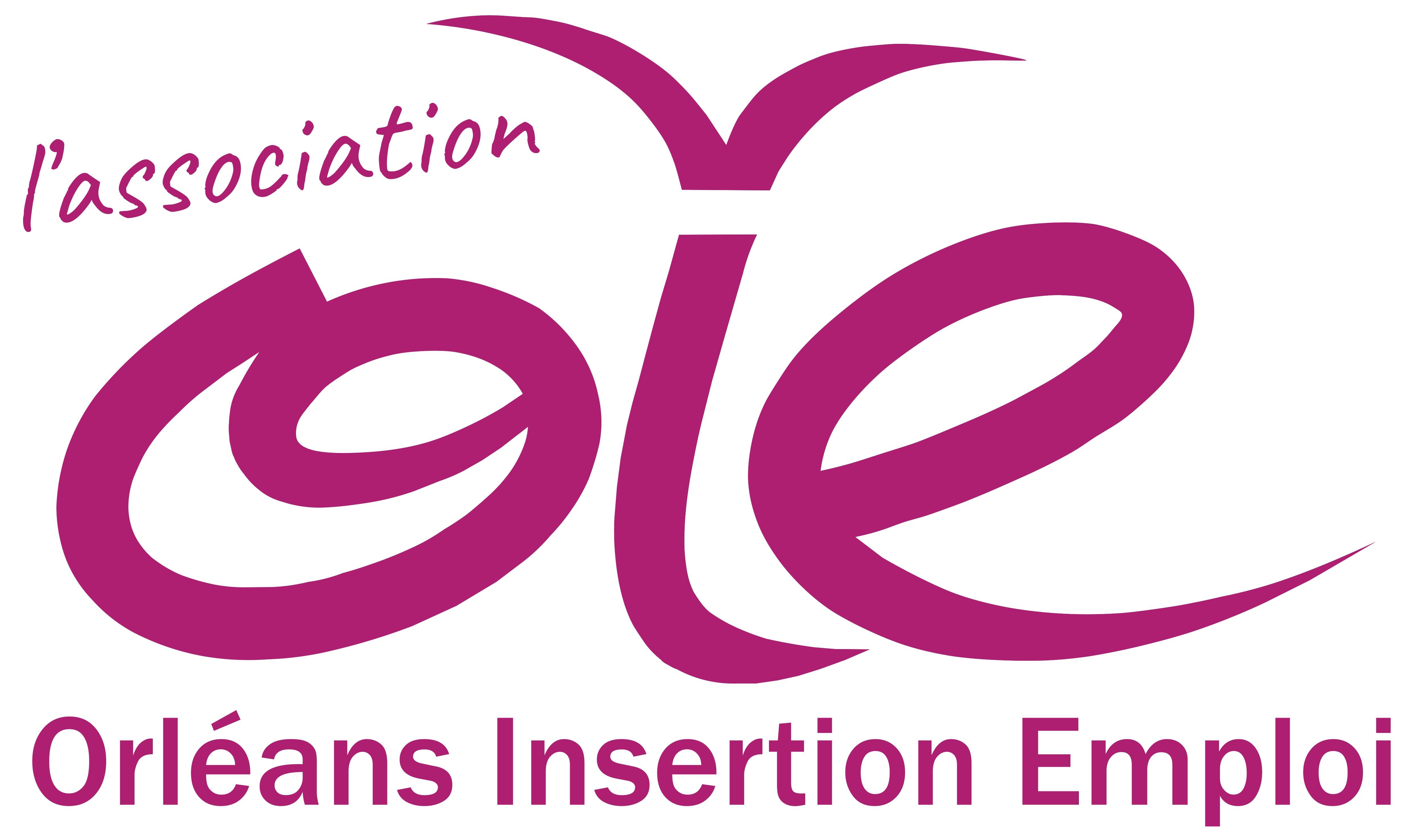 L'association d'insertion sur la Métropole d'Orléans